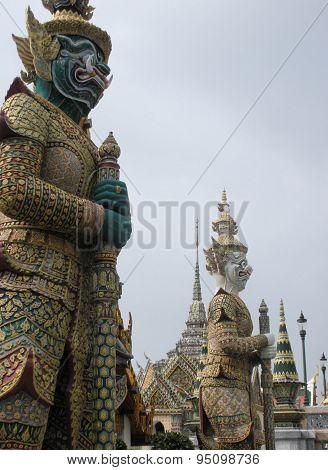 Palace Guardians