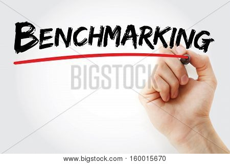 Hand Writing Benchmarking With Marker