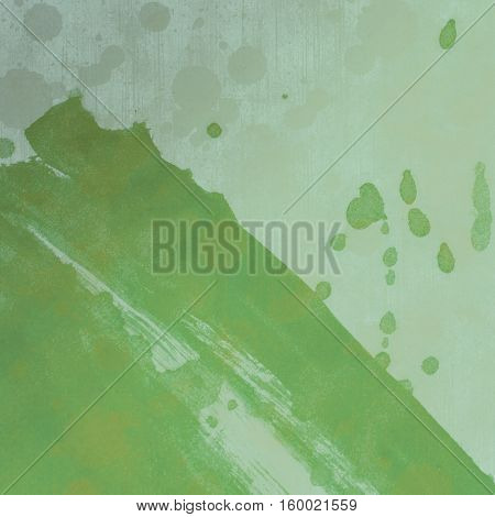 Earthy background image and design element,painterly, paper,  green