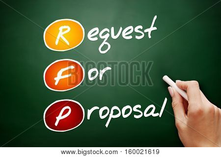 Rfp - Request For Proposal, Acronym