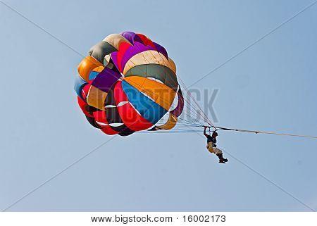 Full Saile Parachute Sailing Gliding