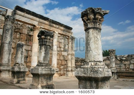 Synagogue Ruins 2