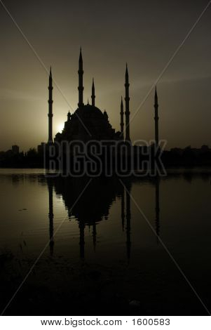 Mosque Adana