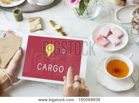 Shipping Logistic Delivery Freight Cargo