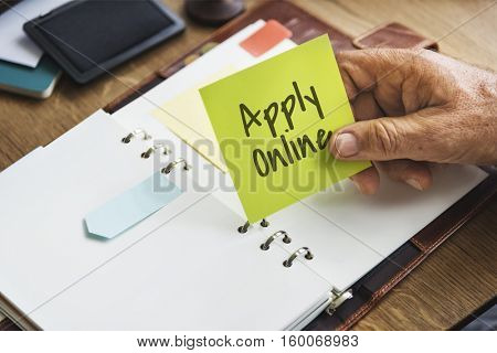 Apply Online Registration Application Networking Online