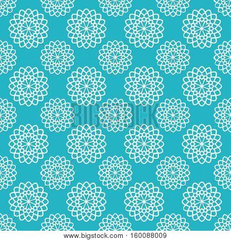 Bright retro seamless pattern background. Vector illustration for elegant design. Abstract geometric frame. Stylish decorative label set. Pale light color. Monochrome floral ornament