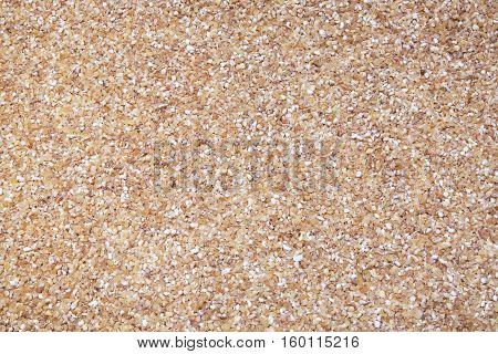 Wheat cereal backdrop, background or texture photo