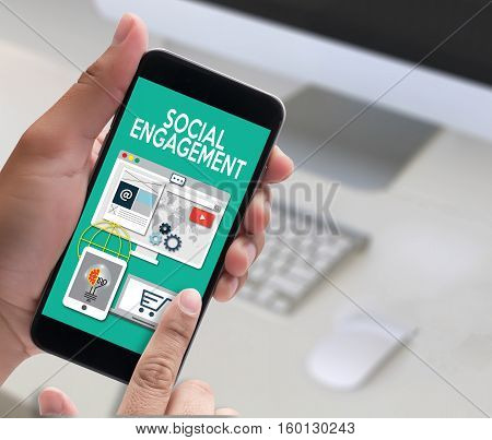 Social Engagement  Analytics And Data Science Of Social Networks , Social Media Audience Social Enga