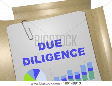Due Diligence - Business Concept