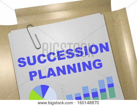 Succession Planning - Business Concept