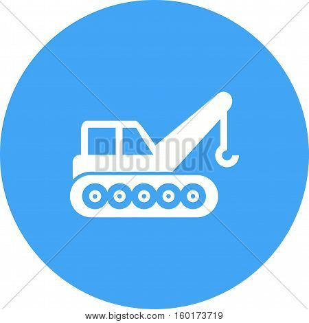 Fork, lift, shipment icon vector image. Can also be used for lifter. Suitable for mobile apps, web apps and print media.