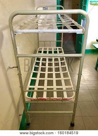Prison Jail cell