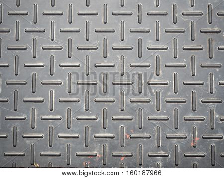 Background of gray wall pattern close up. Detail of gray wall surface pattern. Texture of gray wall surface. Abstract pattern of the gray wall.