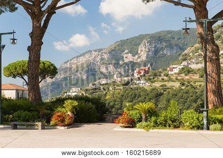 Ravello On The Amalfi Coast