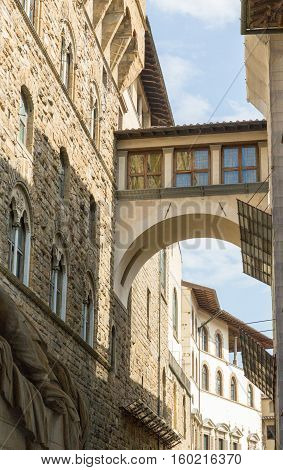 Florence Bridge Of Sighs