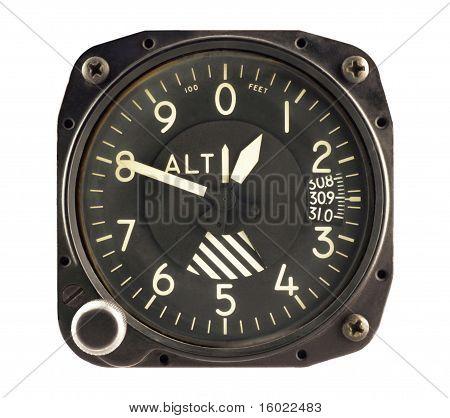 Airplane Altimeter