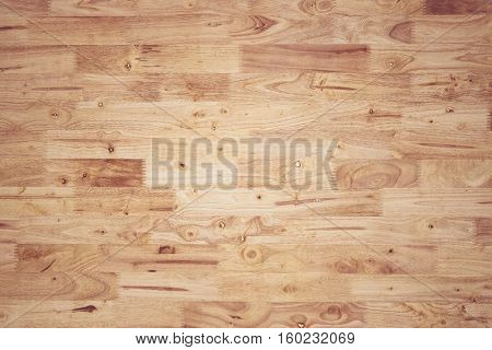 Wood plank for flooring or wall design and decoration