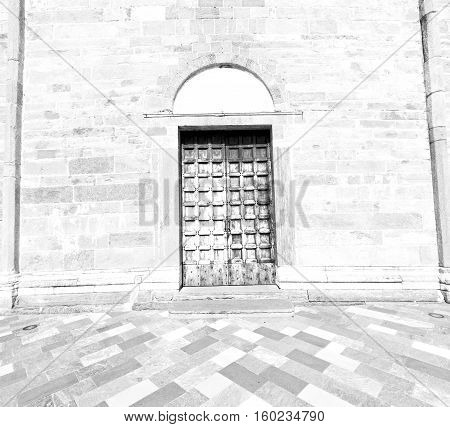 Historic   Europe  Old Christian Ancient  In Italy Milan Religion       And Sunlight