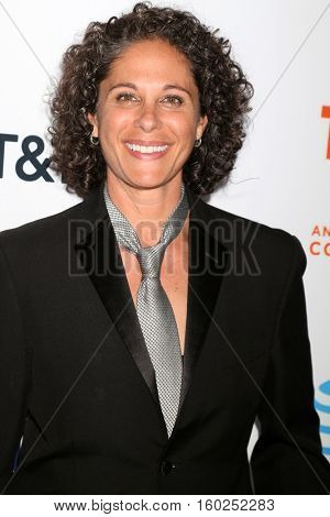 LOS ANGELES - DEC 4:  Dana Goldberg at the TrevorLIVE Los Angeles 2016 at Beverly Hilton Hotel on December 4, 2016 in Beverly Hills, CA