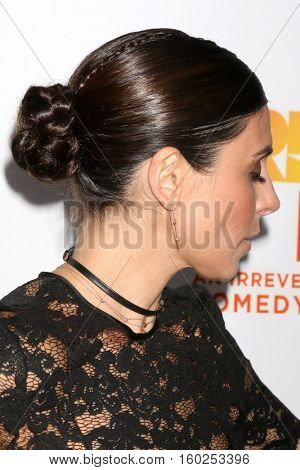 LOS ANGELES - DEC 4:  Jamie-Lynn Sigler at the TrevorLIVE Los Angeles 2016 at Beverly Hilton Hotel on December 4, 2016 in Beverly Hills, CA