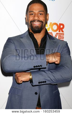 LOS ANGELES - DEC 4:  Fred Rosser at the TrevorLIVE Los Angeles 2016 at Beverly Hilton Hotel on December 4, 2016 in Beverly Hills, CA