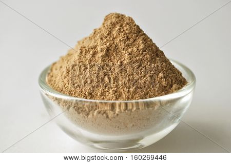 Moroccan Rhassoul clay powder cosmetic grade for face mask ans spa treatments