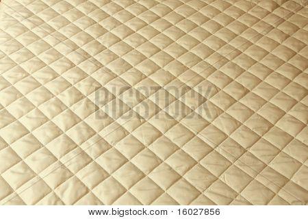 Blanket on rhomboids figure