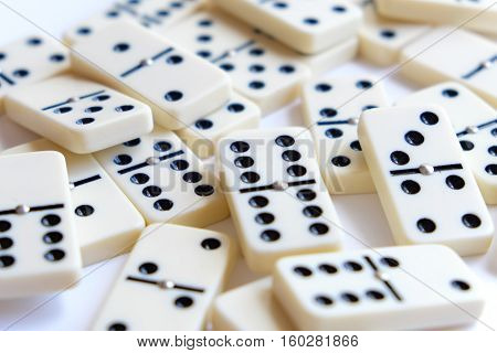 dominoes numbers - domino number game chips