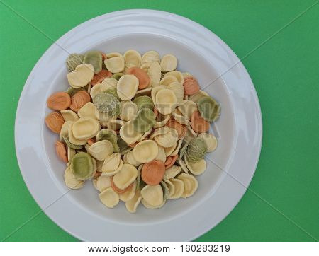 Orecchiette Pasta From Italy