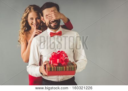 Beautiful Romantic Couple