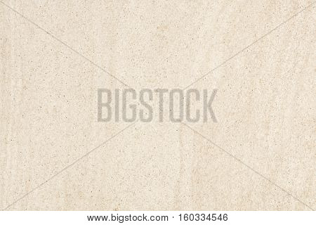 Ceramic porcelain stoneware tile texture or pattern. Natural stone beige color with veining poster