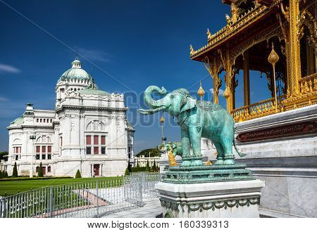 Ananta Samakhom Throne Hall In Bangkok