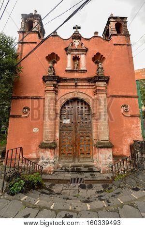 Chapel Of San Antonia Panzacola
