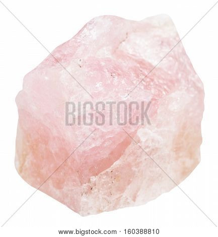 Rose Beryl (morganite, Vorobievite) Gemstone