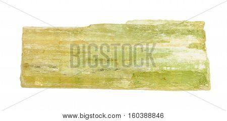 Raw Heliodor (golden Beryl, Yellow Beryl) Crysta