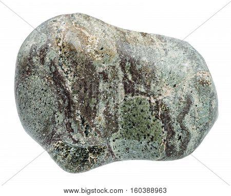Tumbled Suevite (impactite Breccia) Rock