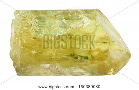 Yellow Apatite (golden Apatite) Stone