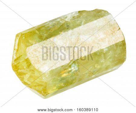 Yellow Apatite (golden Apatite) Gemstone