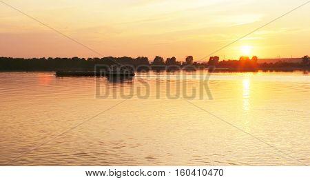 Brightest Sunset