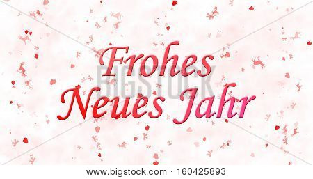 Happy New Year Text In German