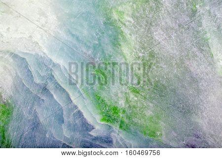 charoite stone texture macro photo