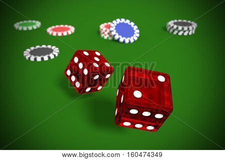 Gambling Game Of Dices