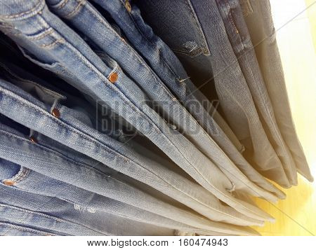 clothing and jeans etc. Clothing & jeans, etc.