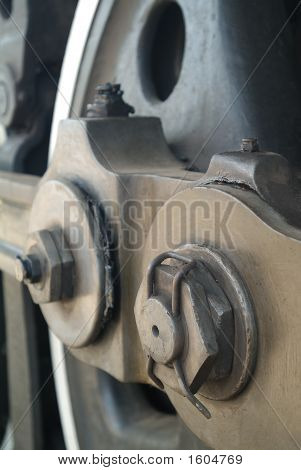 Train Wheel Drive