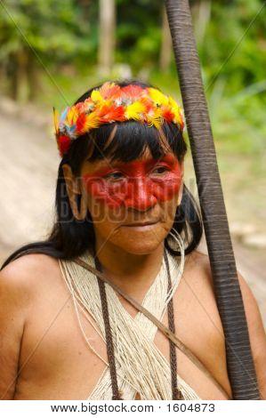 Amazon Indian Hunter