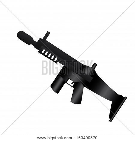 Isolated Weapon