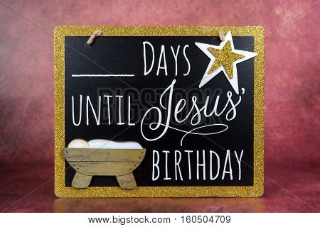 Jesus' Birthday