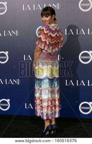LOS ANGELES - DEC 6:  Jackie Cruz at the
