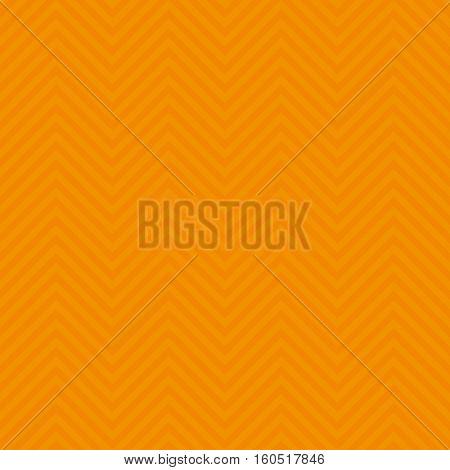 Chevron Pattern. Orange Neutral Seamless Pattern for Modern Design in Flat Style. Tileable Geometric Vector Background.