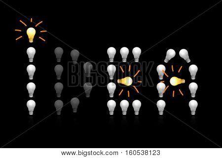 The Incandescent Bulbs